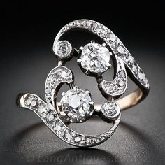 Victorian Gold Diamond Ring