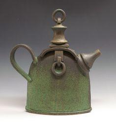 slab built teapots - Google Search