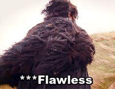 covergirl Jon Snow