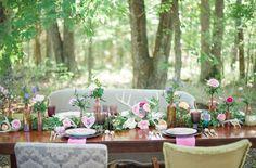 Woodland Heart Wedding Inspiration | Green Wedding Shoes Wedding Blog | Wedding Trends for Stylish + Creative Brides