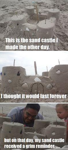 Attack on Sand Castle - Attack on Titan