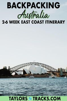 How to Plan the Perfect East Coast Australia Itinerary on a Budget Find out how to plan to perfect Australia itinerary for your upcoming Australia trip. This Australia guide will [& Coast Australia, Visit Australia, Australia Trip, Australia Visa, Australia Living, Backpacking For Beginners, Backpacking Tips, Backpacking South America, Australia Travel Guide