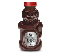 Iconic honey bear bottle takes sassy turn with honey badger shape   Packaging World