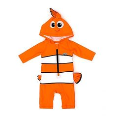 Finding Nemo Baby Suit