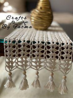 Crochet Placemat Patterns, Crochet Table Runner Pattern, Crochet Coaster Pattern, Crochet Beanie Pattern, Crochet Motif, Crochet Designs, Crochet Doilies, Crochet Top, Crochet Decoration
