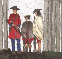 Fort Necessity American Revolution, George Washington, 18th Century, Indiana, Sketches, War, French, Drawings, Aesthetics