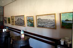 Exposición de Pinturas y Dibujos en Concepto La Barra Galería