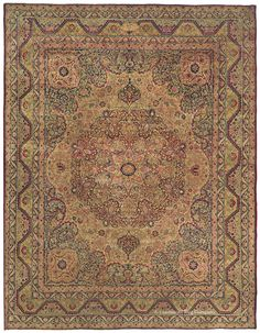 KERMANSHAH - Western Persian 11ft 3in x 14ft 10in Circa 1875