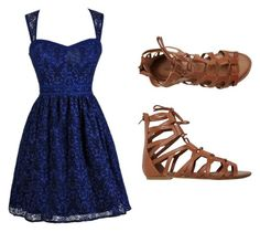 """""""Night Out #26"""" by guitargirlmads on Polyvore"""