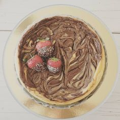 nutellacheesecake Acai Bowl, Breakfast, Food, Acai Berry Bowl, Morning Coffee, Essen, Meals, Yemek, Eten