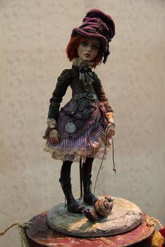 "Helena Oplakanska-Another doll, another ""Time"""