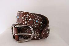 Items for sale by avashionista Real Leather Belt, Leather Belts, Boho Festival, Hippy, My Ebay, Boho Fashion, Shop My, Bohemian, Turquoise