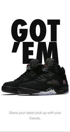 on sale ee1b8 ee06c Nike Jordan 5 V Retro SZ 10.5 Paris Saint-Germain PSG Deadstock  fashion   clothing  shoes  accessories  mensshoes  athleticshoes (ebay link)