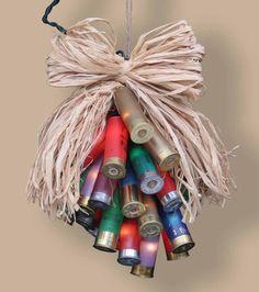 shotgun shell wreath | Zenfolio | CATALUNA | SHOTGUN SHELL WREATHS, RISTRAS, & STRING LIGHTS