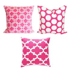 Coral Pillow Cover,Decorative Geometric Pillow Cover,Throw Pillow Case