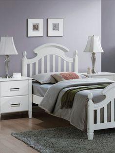 Štýlová drevená posteľ LIBONA 90x200. Posteľ je vyrobená z kombinácie masívneho dreva a MDF. Biele farebné prevedenie. Je vhodná do interiérov zariadených vo vintage štýle. #byvanie #domov #nabytok #postele #jednolozka #modernynabytok #designfurniture #furniture #nabytokabyvanie #nabytokshop #nabytokainterier #byvaniesnov #byvajsnami #domovvashozivota #dizajn #interier #inspiracia #living #design #interiordesign #inšpirácia Furniture, Bed, Vintage, Home Decor, Decoration Home, Stream Bed, Room Decor, Home Furnishings, Vintage Comics