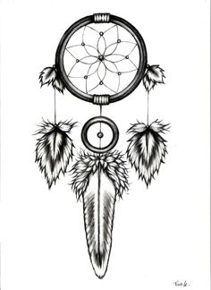 Dreamcatcher by Tina771 on deviantART