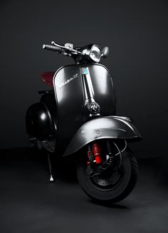 "The Vespa is a line of scooters patented on April 1946 by the company Piaggio Co, S. The name Vespa, which means ""wasp"" in Italian, was chosen by Enrico Piaggio. Vespa Sprint, Vespa Gts, Piaggio Vespa, Moto Vespa, Scooters Vespa, Lambretta Scooter, Motor Scooters, Scooter Scooter, Vespa P200e"