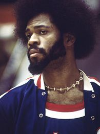 Artis Gilmore of the Kentucky Colonels