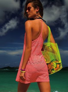 Beach cover-up from Victoria's Secret