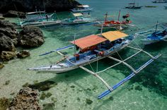 https://flic.kr/p/Be6ELH | Island Transport | Borocay is one of the most beautiful beaches in the world. Local made sail boats are the bet from of transport around the island!