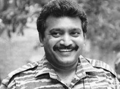 "Velupillai Prabhakaran, Sri Lanka, Tamil activist founder and leader of the ""Liberation Tigers of Tamil Eelam"" (the LTTE or the Tamil Tigers), born November died May cause of death : killed by his own army Biodata Format Download, Dhoni Wallpapers, Tamil Language, Freedom Fighters, World Leaders, Bollywood Actors, Hd Photos, Dares, Sri Lanka"