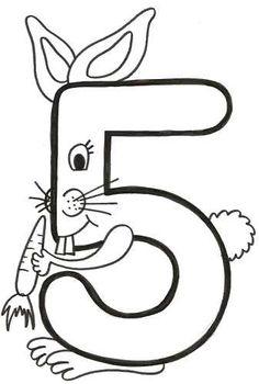 Sayı Grafiği İçin Boyama Sayfası Sayılar Numbers Preschool, Preschool Printables, Preschool Activities, Alphabet Letter Crafts, Alphabet For Kids, Kindergarten Design, Kindergarten Math Worksheets, Simple Math, Learn Art