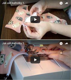 Jak ušít kalhotky - Šikulíci Baby Born, Usb Flash Drive, Diy And Crafts, Sewing Projects, Underwear, Patterns, Clothes, Toys, Scrappy Quilts