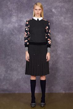 Tory Burch Pre-Fall 2014 Fashion Show Collection