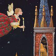 Christmas Bells by James C Christensen