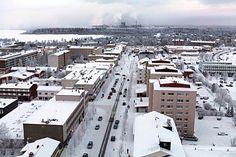 Kemi city Finland, Paris Skyline, Times Square, City, Places, Travel, Viajes, Cities, Destinations