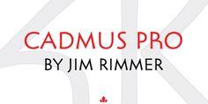 Cadmus Pro™ font download
