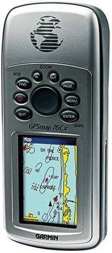 Garmin GPSMAP 76Cx Handheld GPS by Garmin