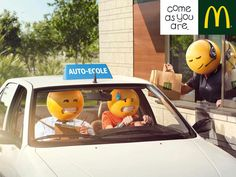 McDonald's: Driving School