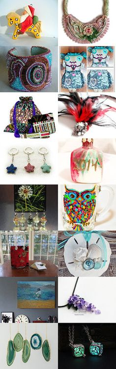 Chasing Color by Erinn LaMattery on Etsy--Pinned with TreasuryPin.com #novemberfinds
