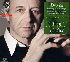 Budapest Festival Orchestra - Dvorak: Symphonies Nos. 8 & 9