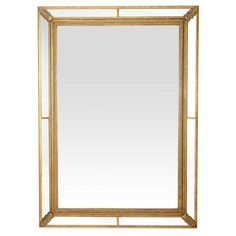 Check out this item at One Kings Lane! Acanthus Wall Mirror, Antiqued Gold