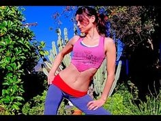 Power Yoga Vinyasa Flow Cellulite Reduction FULL CLASS Exercise Weight Loss Workout Flexibility