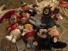 CVS Plush Assortment Rudolph & Frosty Sets Stuffins #CVS
