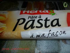 J'ai testé... la pâte à Pasta de Herta