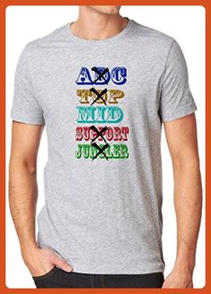 Gamer Quote Mid Only Shirt Custom Made T-shirt (L) - Gamer shirts (*Partner-Link)