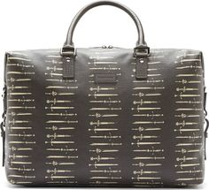 Dolce &Gabbana Sword Travel Bag