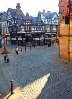 Chester, Cheshire, England, UK~ღஜღ~ cM England Ireland, England Uk, Chester Cheshire, Chester City, Cheshire England, English Heritage, English Tudor, English Countryside, Travel Memories