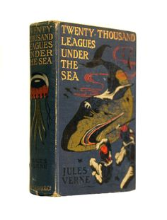 Twenty Thousand Leagues Under the Sea – Jules Verne (1910)