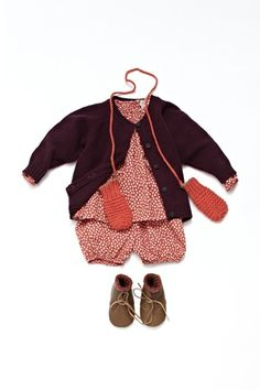 How cute is this for a chilly fall night? I love planning my kids wardrobes at the start of a new season.