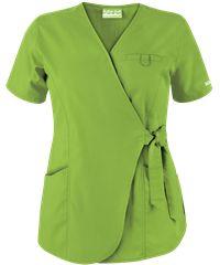 Butter-Soft Scrubs by UA™ Women's 3-Pocket Wrap Top