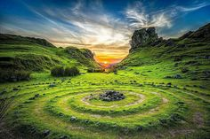 "@robertlukeman - ""A magical place called ""The Fairy Glen"" in Isle of Skye Scotland."" Check out this stunning page by @robertlukeman  for a mind blowing shots of our amazing planet.  #nature #sky #sun #summer #beach #beautiful #sunset #sunrise #blue #flowers #tree #clouds #beauty #light #cloudporn  #love #green #skylovers #dusk #weather #iphonesia #mothernature #podcast #music"