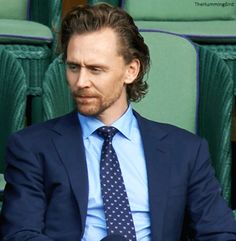 And though she be but little, she is fierce! - Tom Hiddleston watches the Ladies' Doubles Final at The All England Lawn Tennis & Croquet Club, 1 - Thomas William Hiddleston, Tom Hiddleston Loki, Tom Love, She Is Fierce, Man Thing Marvel, Wimbledon, Chris Hemsworth, Perfect Man, Actors & Actresses