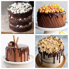 16 Decadent Chocolate Cake Recipes