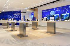 Retail Design | Shop Design | Electrical Store Interior | Samsung Retail